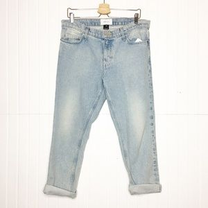 Current / Elliot | Distressed Boyfriend Jeans
